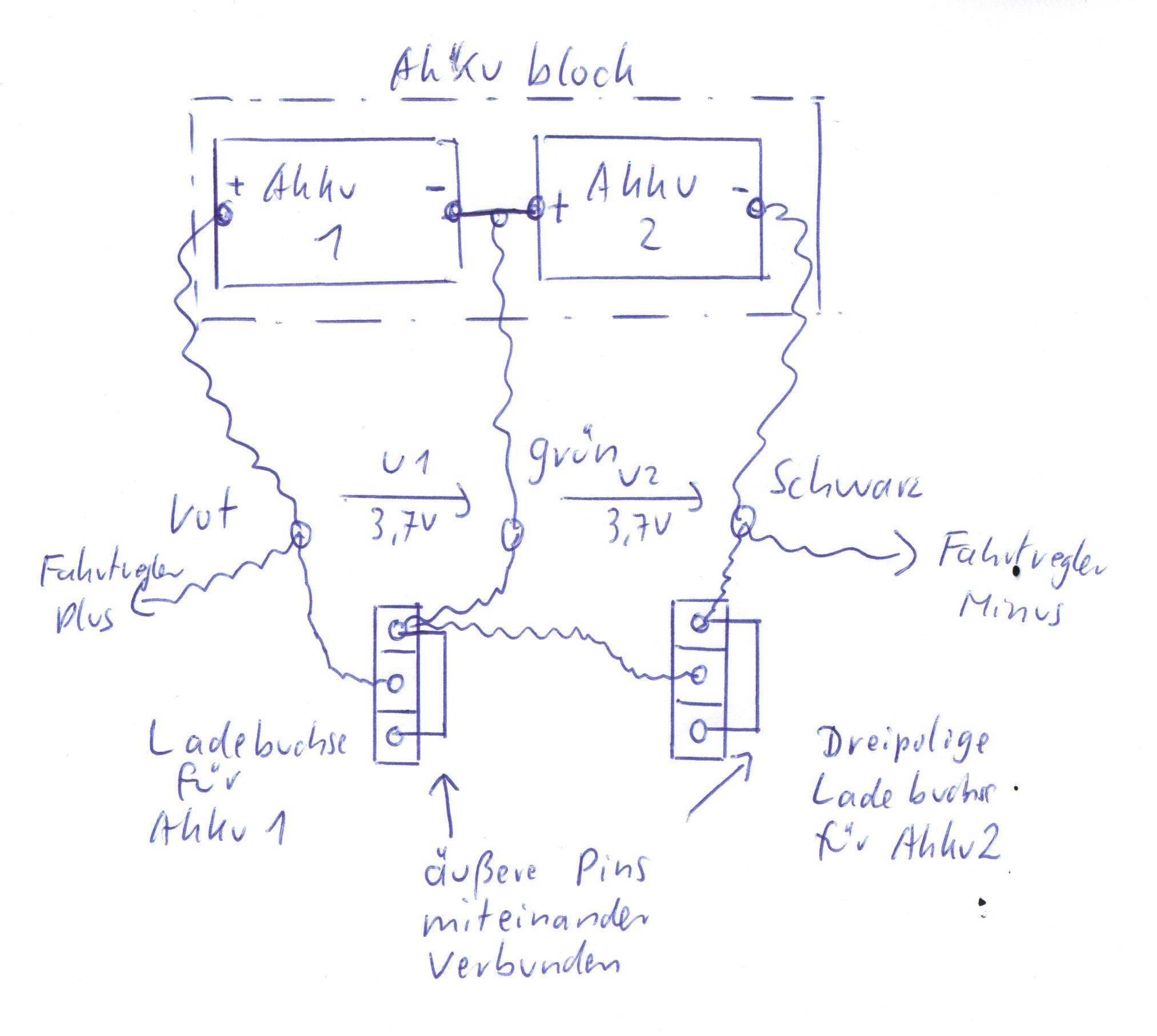 Ladebuchsen an Ants - Elektronik, Fahrtregler - German Roboteers ...